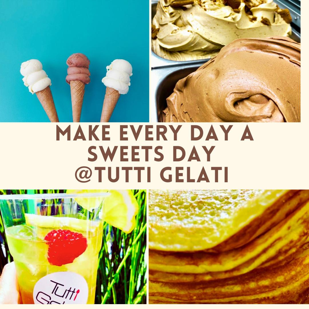 Every day can be a sweet day !